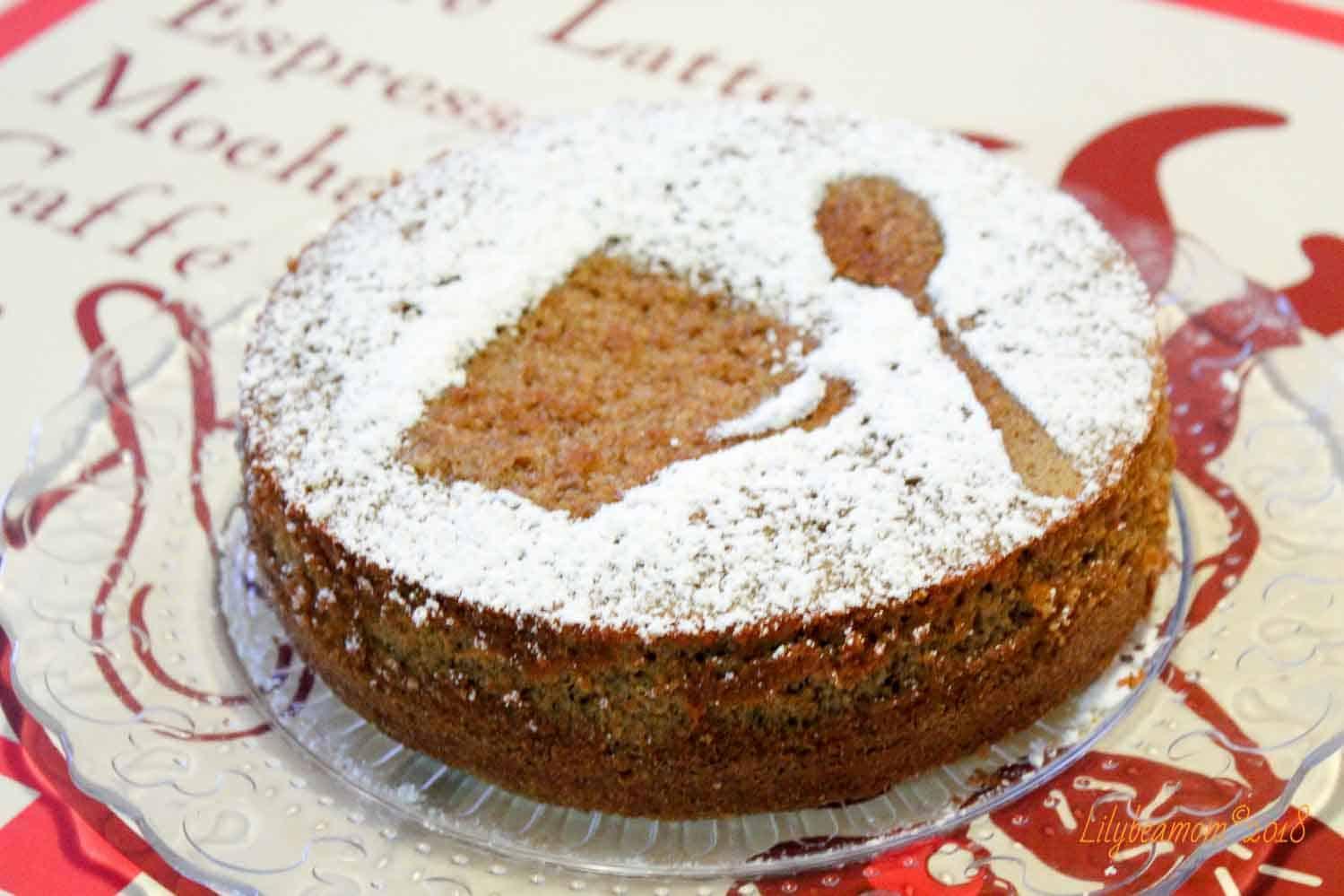 Torta integrale al cappuccino | paninisopraffini.com