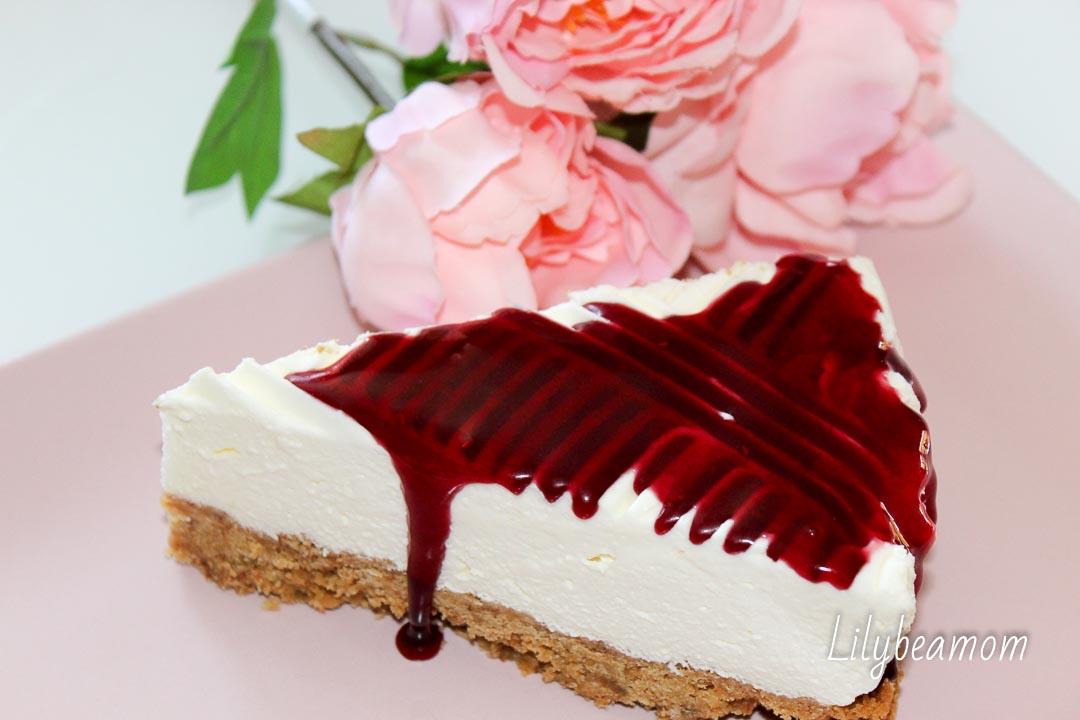 Cheesecake fior di panna